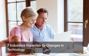7 Industries Impacted by Changes in Technology