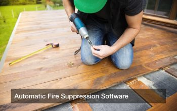 Automatic Fire Suppression Software