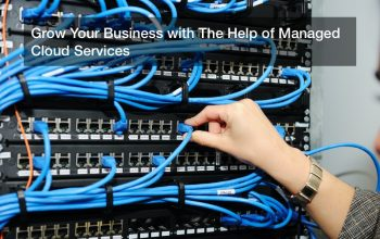 Grow Your Business with The Help of Managed Cloud Services